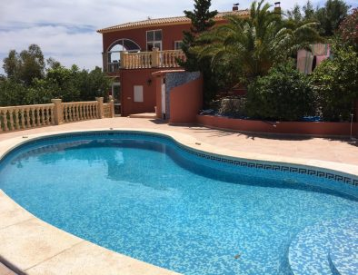 Villa Paloma Blanca Swimming Pool