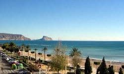 altea beach